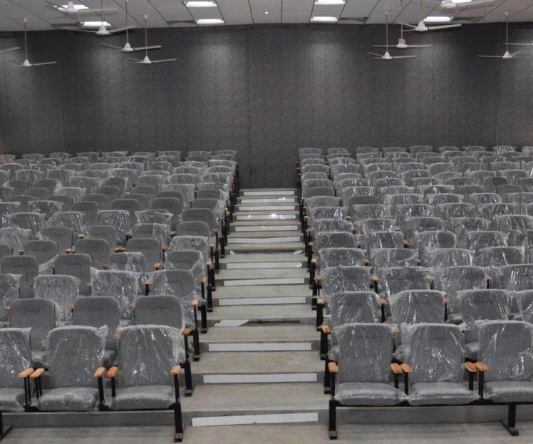Air Conditioned Auditoriums