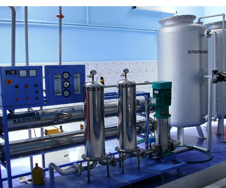 Mineral Water (RO) Plant